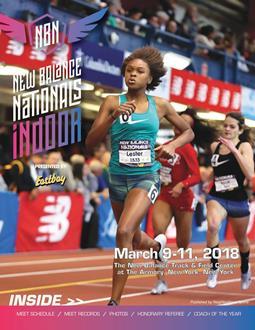New Balance Nationals Indoor | National Scholastic Athletics Foundation