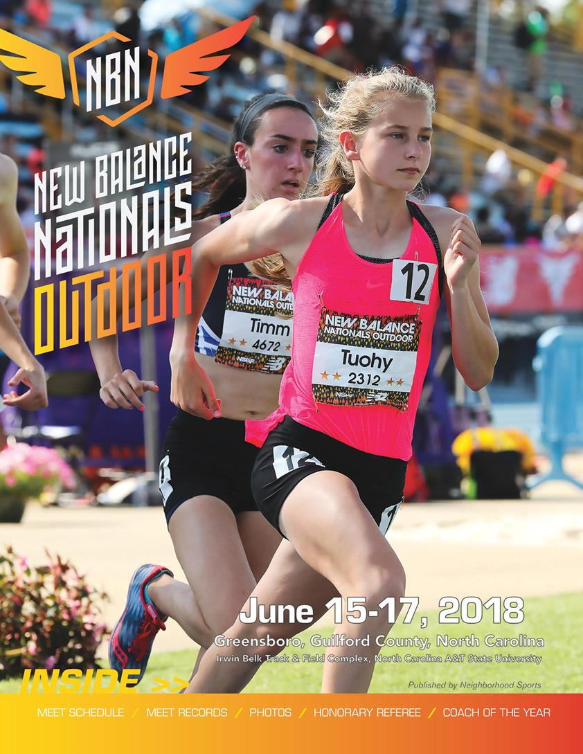 New Balance Nationals Outdoor | National Scholastic Athletics Foundation