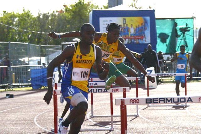 carifta games 2012 meet results
