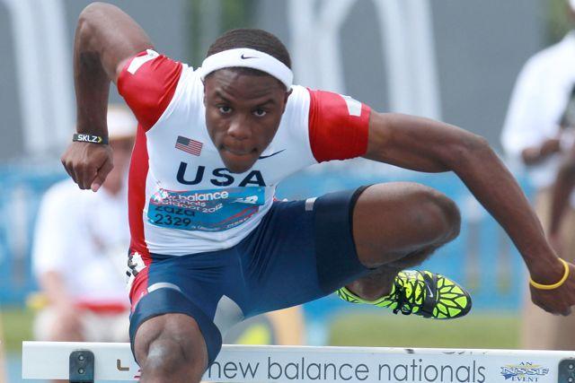 new balance athletes